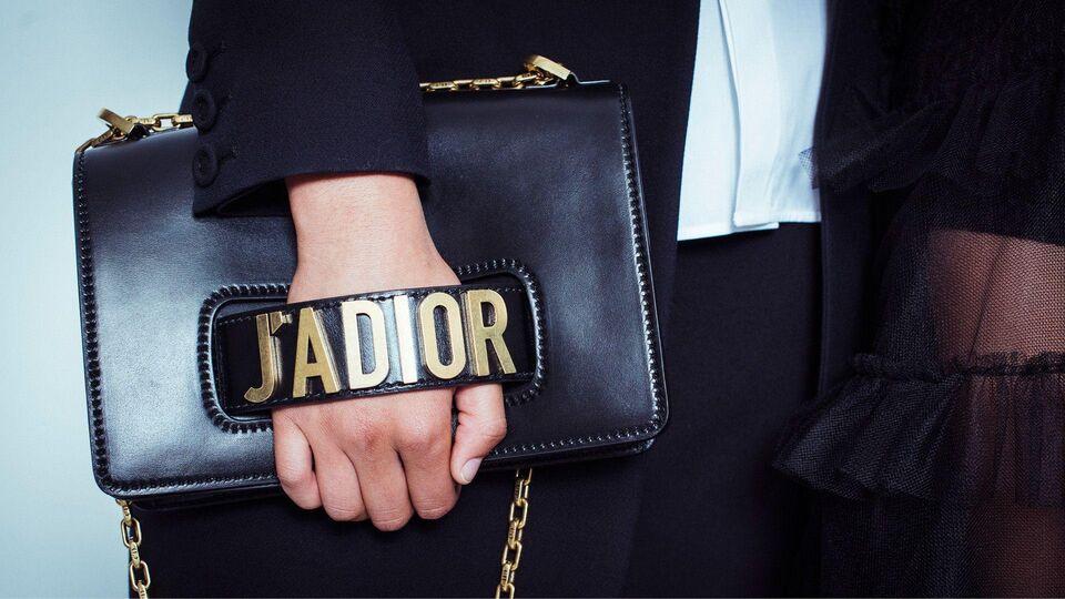 Maria Grazia Chiuri's First Accessory Line With Dior