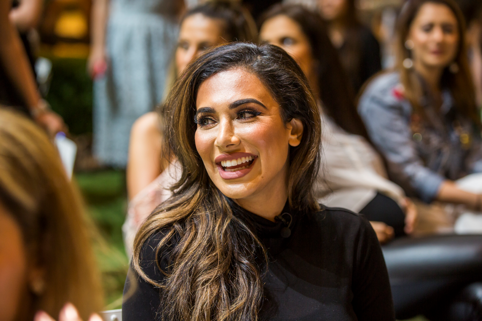 Huda Kattan Is The Most Followed Person On Instagram In The UAE In 2016