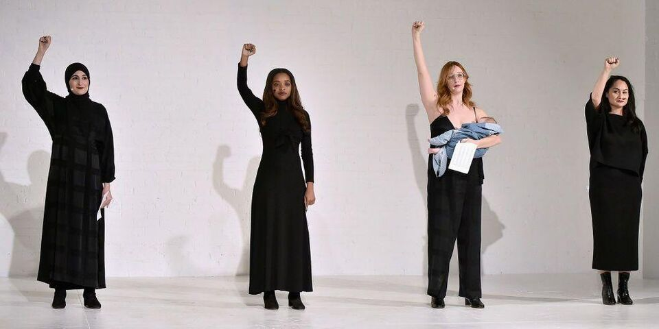 Mara Hoffman Is The Latest Designer To Make A Political Statement At NYFW