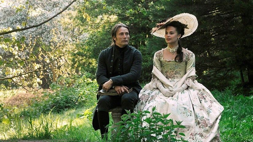 The Most Exquisite Period Costumes In Film And Television History