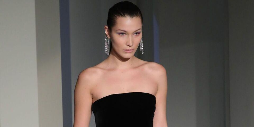 Bella Hadid Says She Cried At Two Runway Shows At NYFW