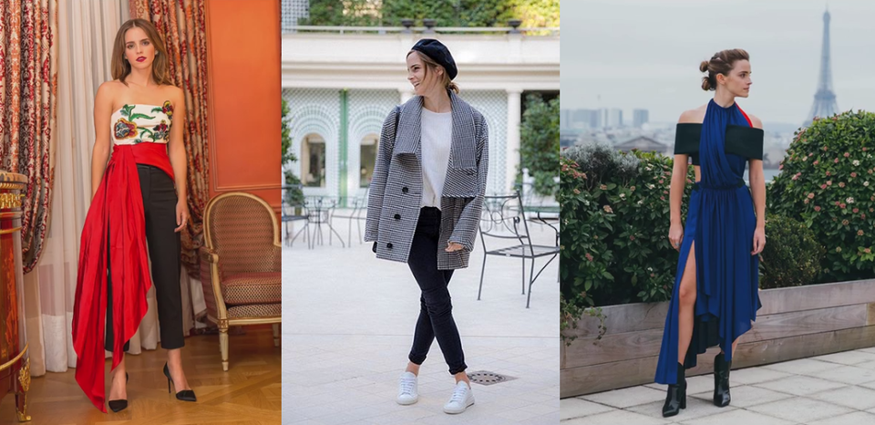 Emma Watson Launches A New Instagram Account Focused On Eco-Friendly Fashion