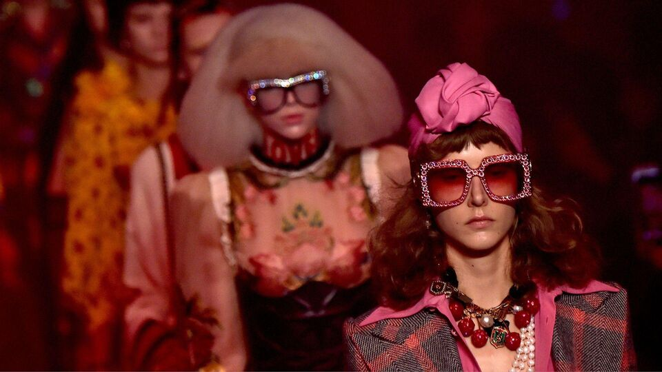 Watch Gucci's A/W17 Show Live From Milan