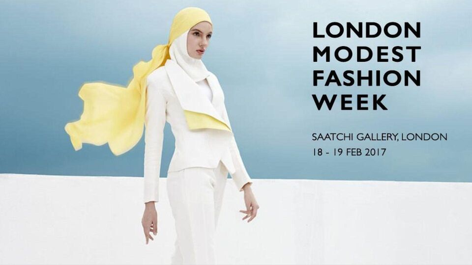 5 Things You Need To Know About London's First Modest Fashion Week