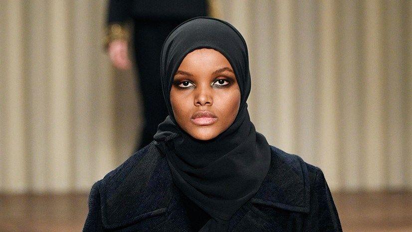 Halima Aden Heads To Milan Fashion Week