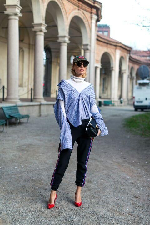 Ciao Milano: Style From The Via Part One