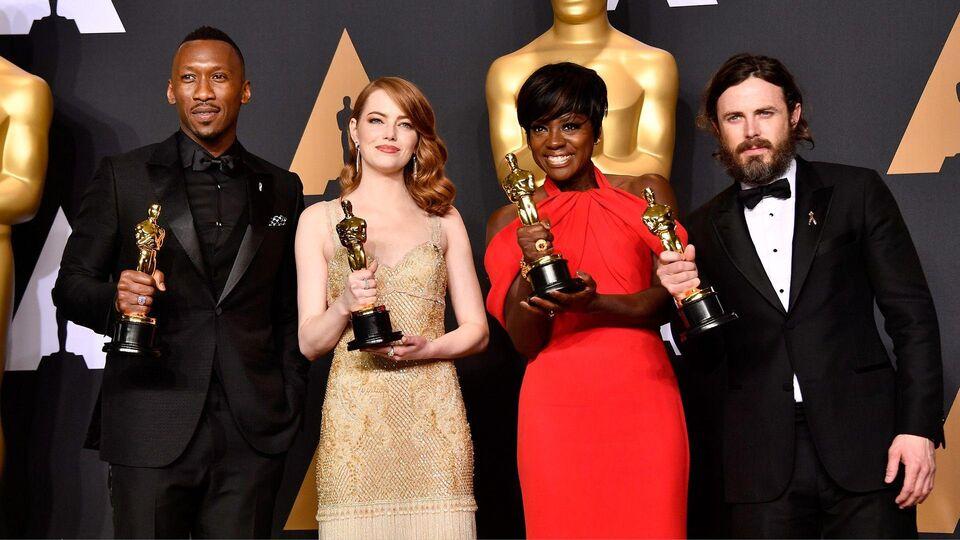Who Won At The 89th Academy Awards