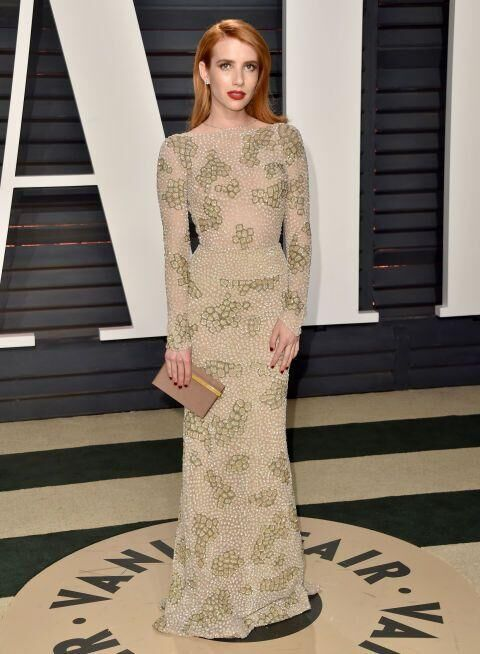 The Most Stylish Looks From The 2017 Oscar After-Parties