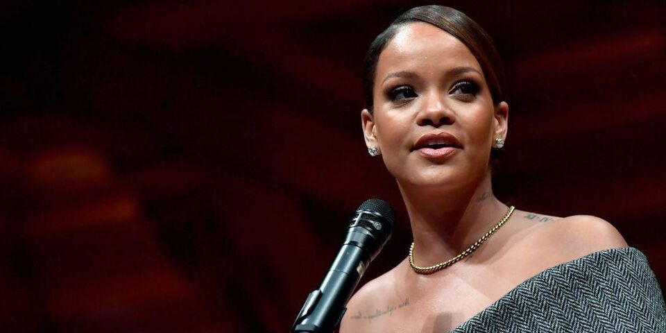Here's Every Word Of Rihanna's Humanitarian Of The Year Speech At Harvard