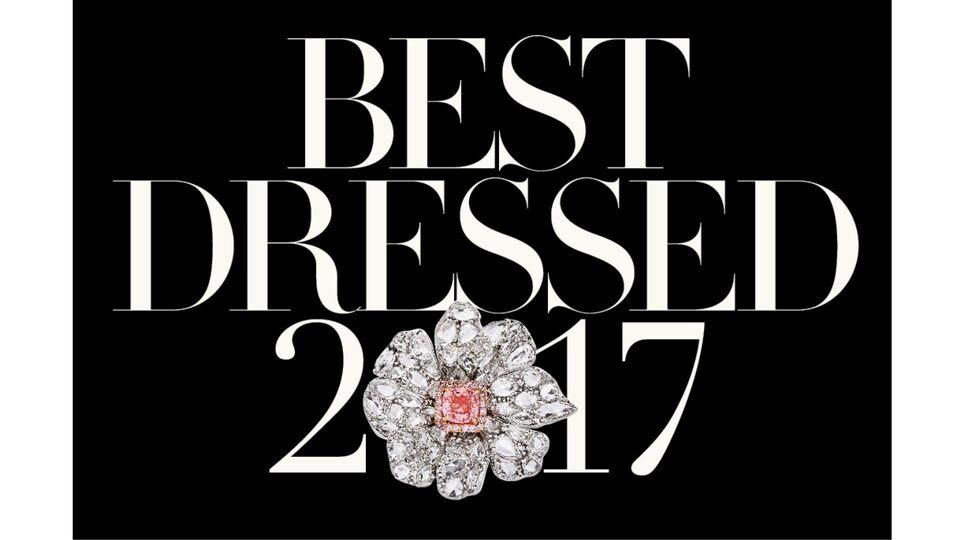 Harper's Bazaar Best Dressed 2017