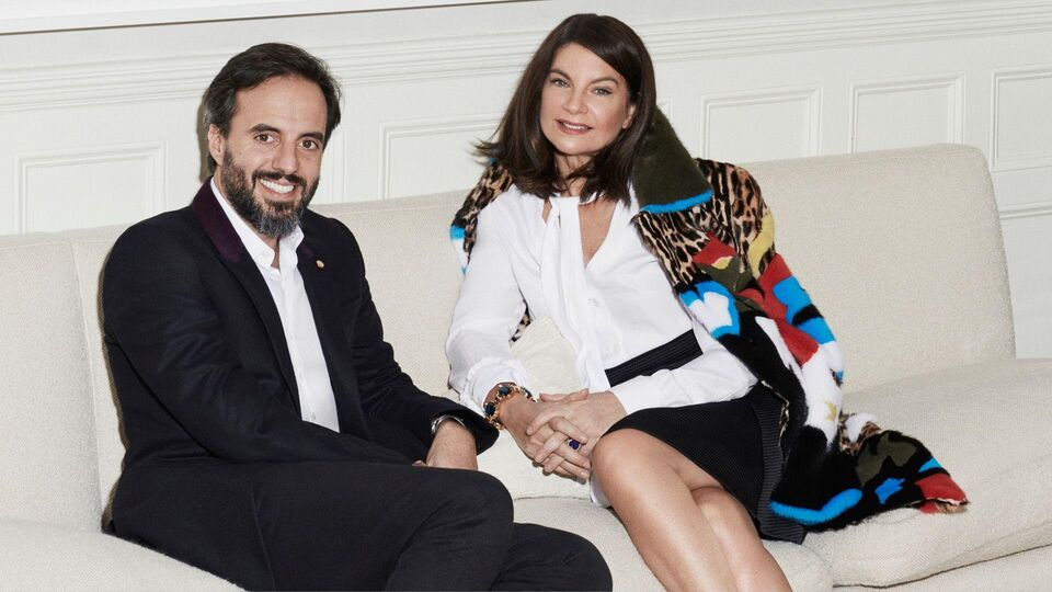 It's Official Natalie Massenet Is Joining Farfetch