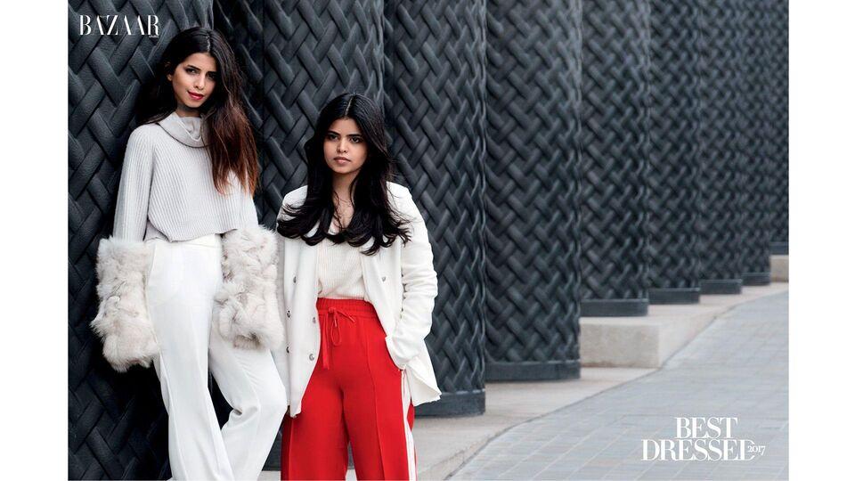 Sakhaa and Thana Abdul