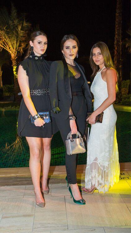 #BazaarArabia10: The Party