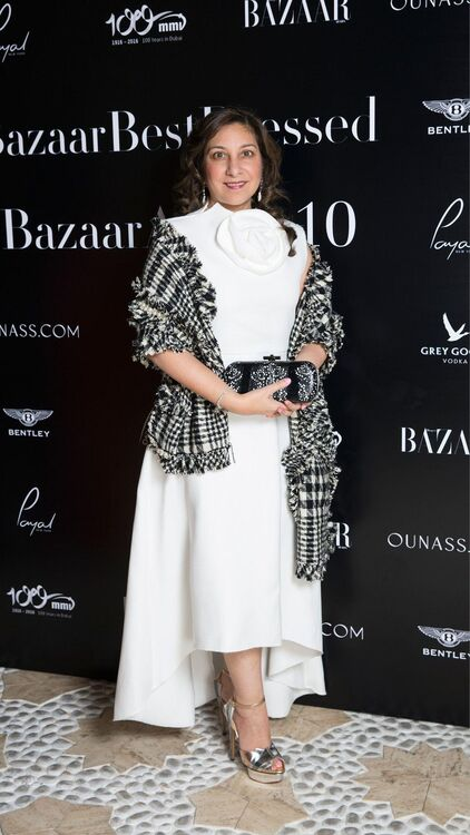 #BazaarArabia10: The People