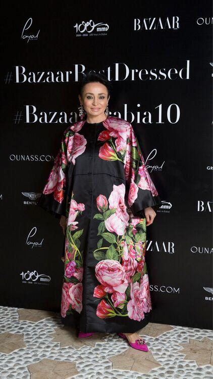 #BazaarArabia10: The People