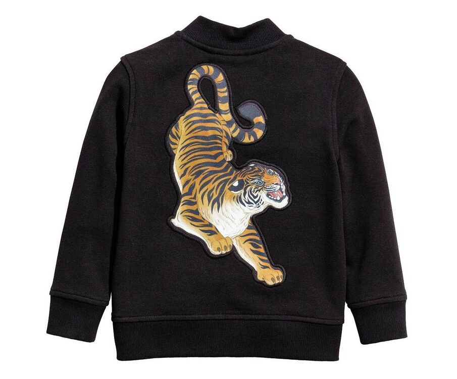 H&M Goes Wild With A Children's Collection By Illustrator Katie Scott