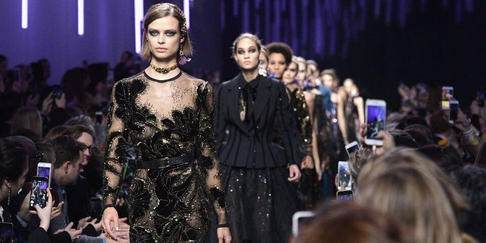 Enter A World Of Whimsy With Elie Saab A/W17