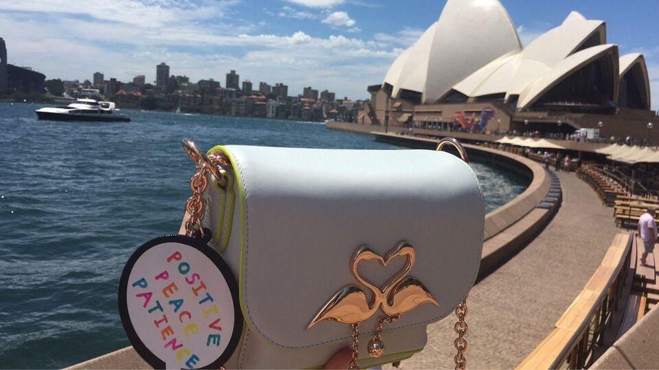 Sophia's Travelling Bag