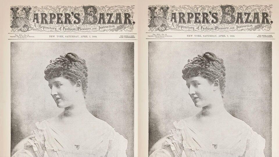 150 Years Of Harper's Bazaar