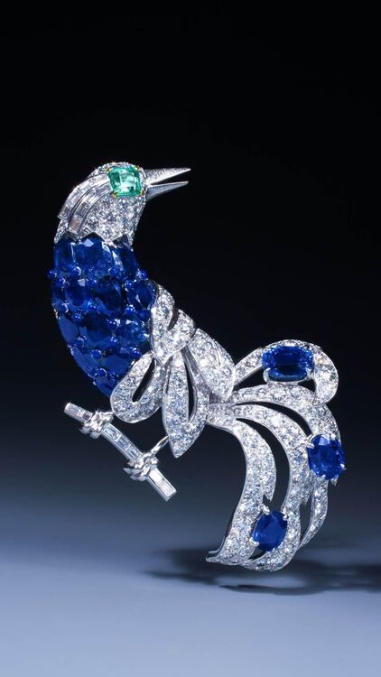 Haute Joaillerie And Period Jewels Delight At TEFAF Maastricht 2017
