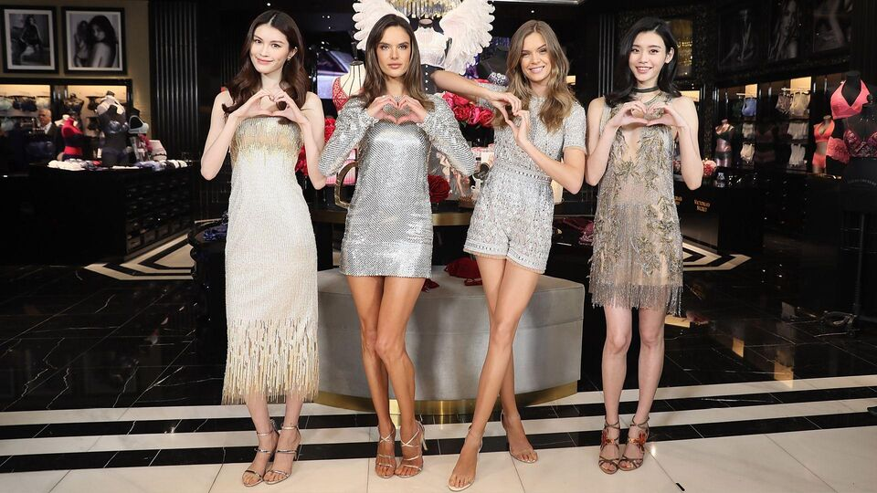 This Year's Victoria's Secret Fashion Show Will Be Set In Shanghai