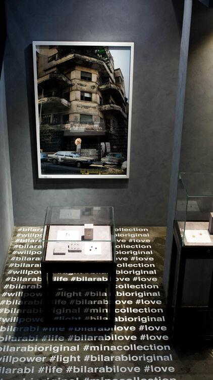 Bil Arabi Showcases New Enamel Mina Collection At The Jewel Teller