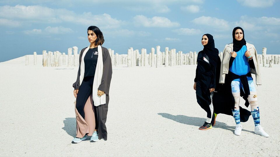 Fit For Action: How Arab Women Aren't Letting Modest Fashion Hold Them Back