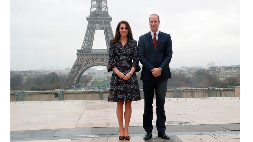 Style Alert: Kate Middleton On Her Royal Tour Of Paris