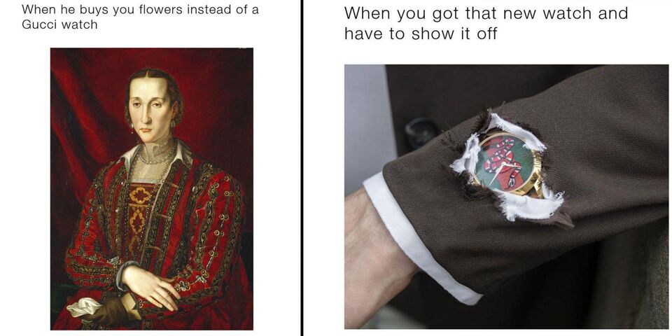 Gucci Release Hilarious Fashion Memes