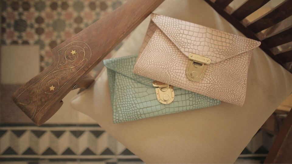 Bags Of Love With Belquis