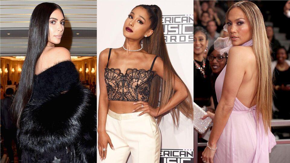 Long Hair, Don't Care: 8 Celebs Rocking Rapunzel Locks