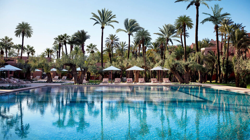 The Escape   Royal Mansour, Morocco