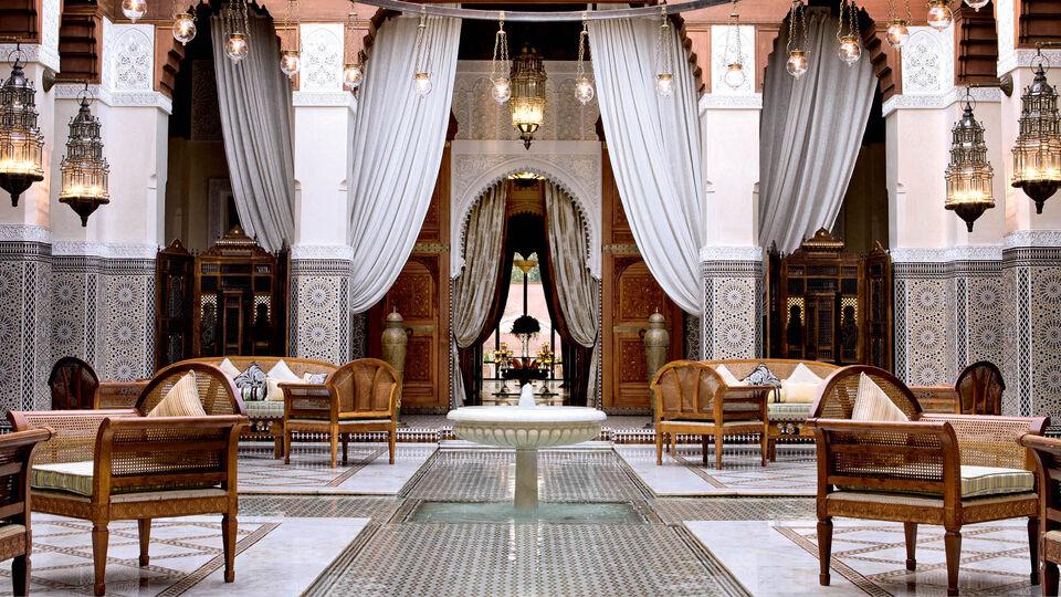The Escape | Royal Mansour, Morocco