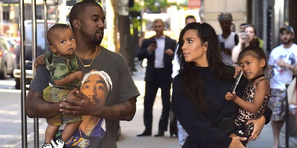 Kim Kardashian West Announces Plans For Baby #3