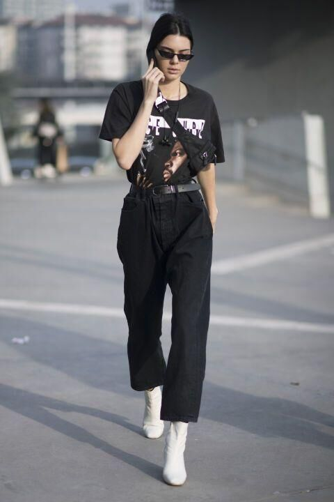 Kendall Jenner's Most Inspiring Street-Style Moments