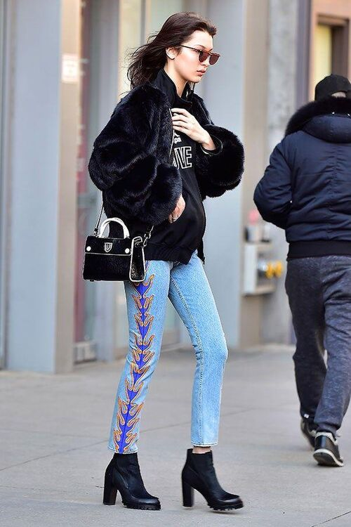 It's In The Jeans: How To Wear Denim This Season