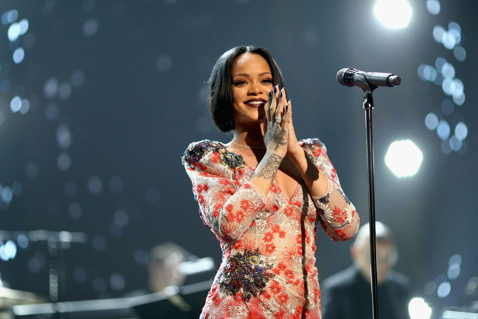 Rihanna Will Be Honoured At The 2017 Parsons School Of Design Benefit