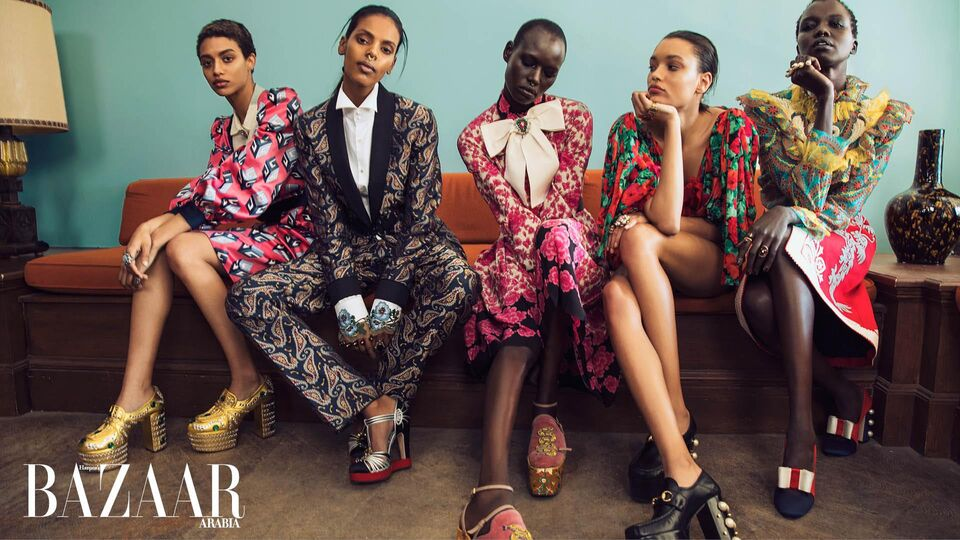Meet Bazaar's April Cover Stars
