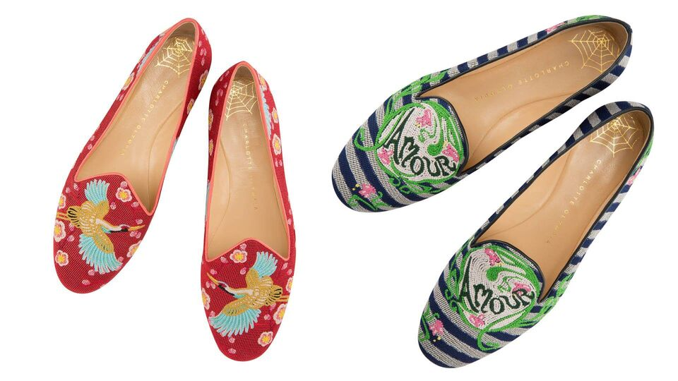 The Charlotte Olympia x Globe Trotter Capsule Collection Launches On Moda Operandi