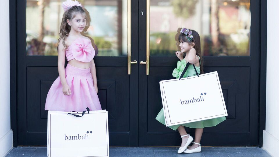 Like Mother, Like Daughter: Bambah's Mini-Me Collection