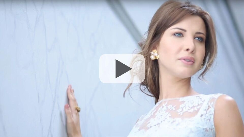 Watch Now: Go Behind-The-Scenes On Our Cover Shoot With Nancy Ajram