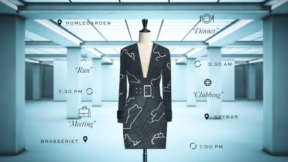 You Will Soon Be Able To Create Couture Via An App