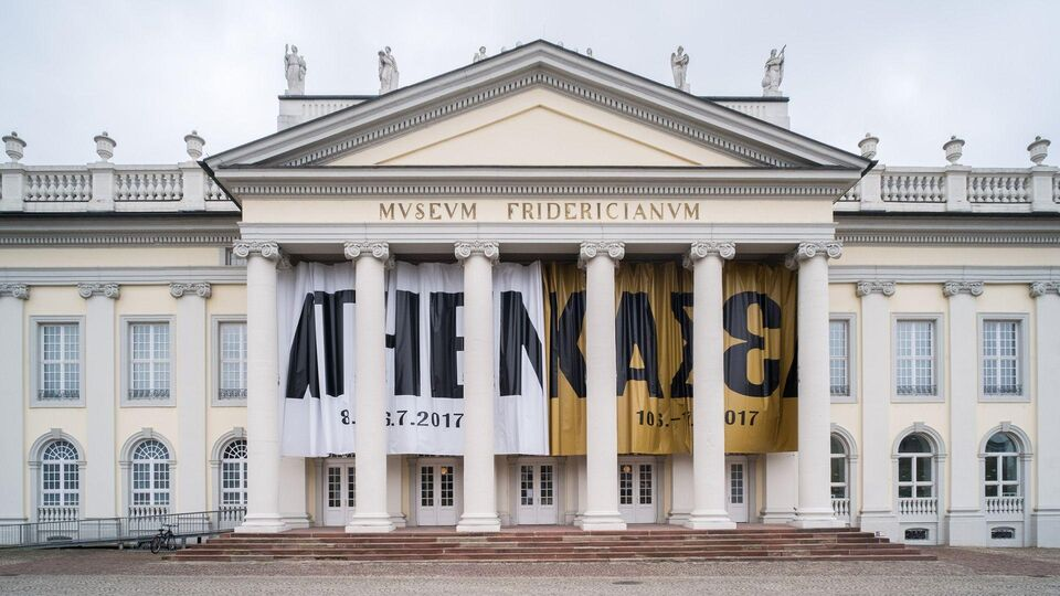 Documenta14 Doubles Its Presence