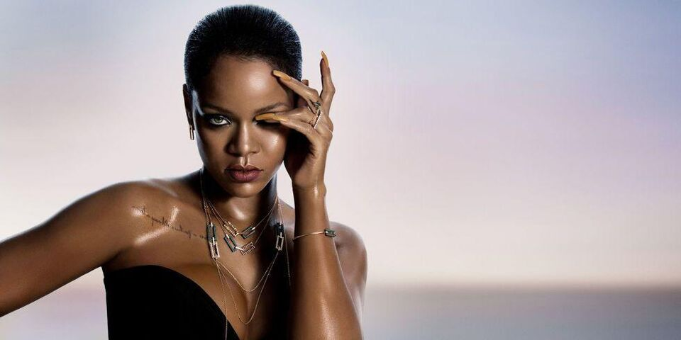 Rihanna Is Collaborating With Chopard