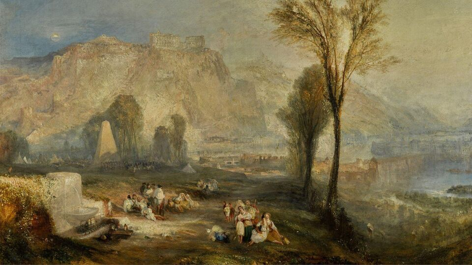 Sotheby's To Auction Turner Masterpiece