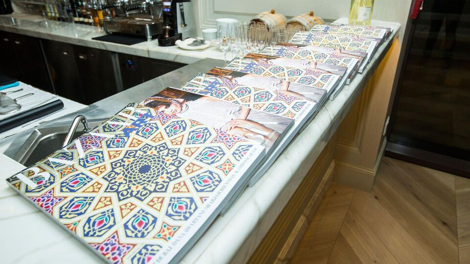 Harper's Bazaar Art Collectors Dinner