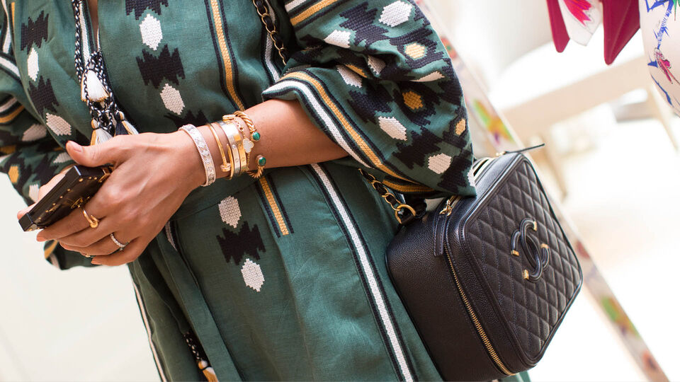 An Exclusive Lunch With Bazaar's Best Dressed And Payal New York