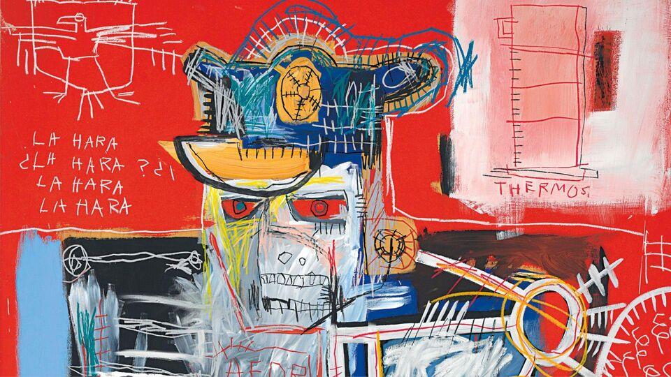 Christie's To Auction $28 Million Basquiat
