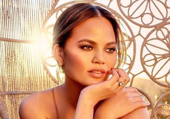 Chrissy Teigen Announces New Beauty Collaboration