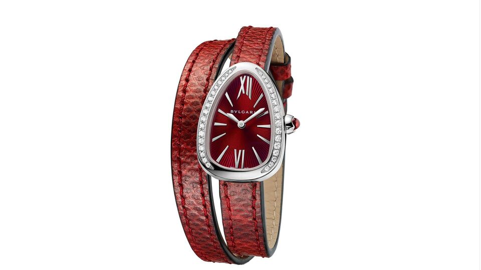 Bulgari Twists Time With New Serpenti Watch Collection